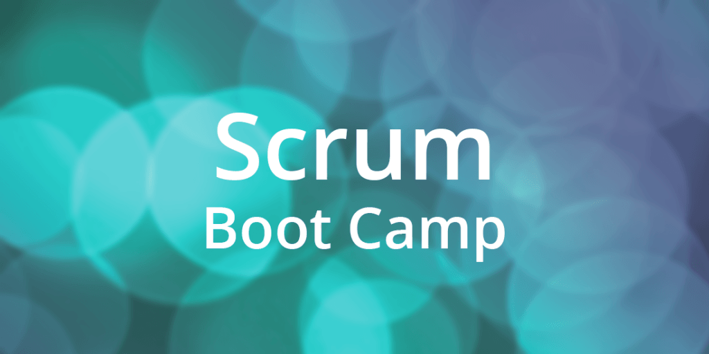 scrum boot camp